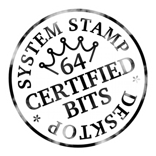 System Stamp Icon