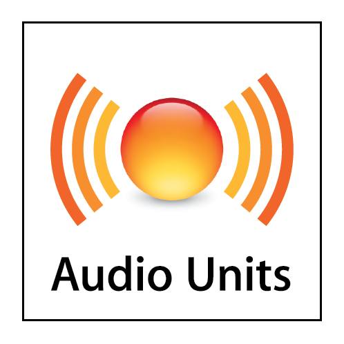 Audio Units Icon